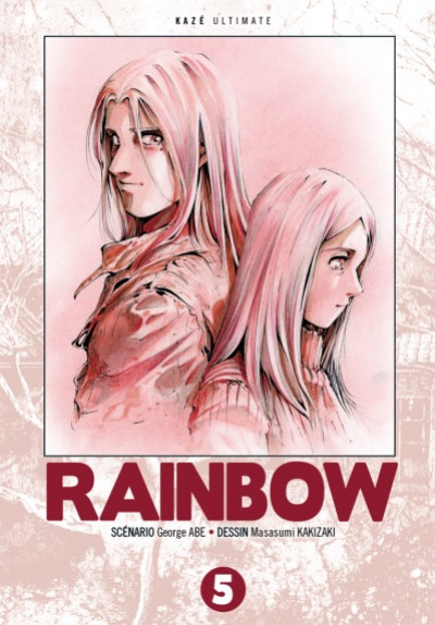 Couverture Rainbow - Ultimate tome 5