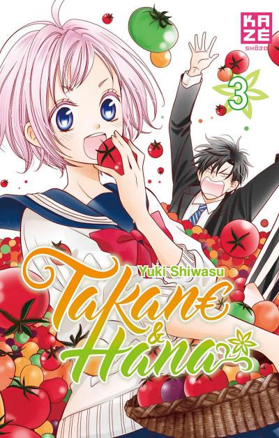 Couverture Takane & Hana tome 3