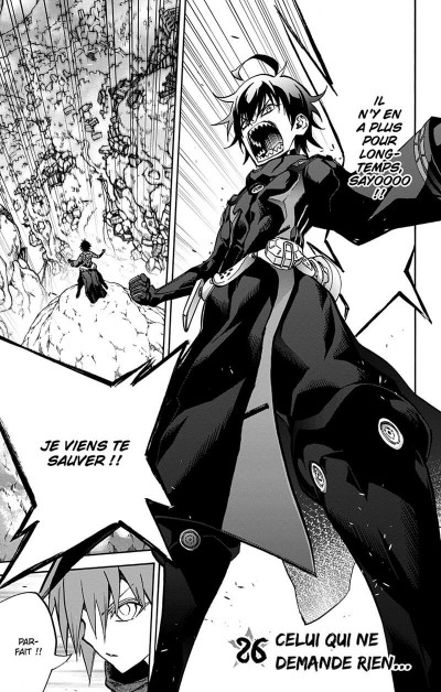 Page 8 Twin star exorcists tome 8