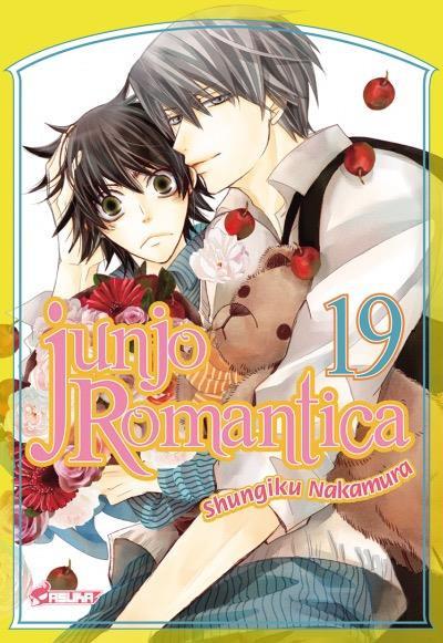 Couverture Junjo Romantica tome 19