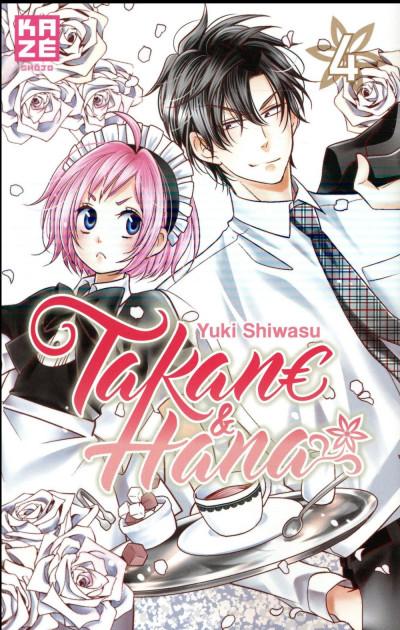 Couverture Takane & Hana tome 4