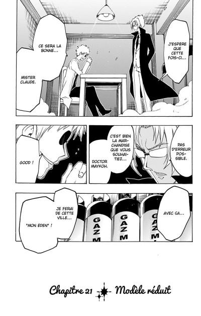 Page 8 Nisekoi - Kosaki magical pâtissière tome 3