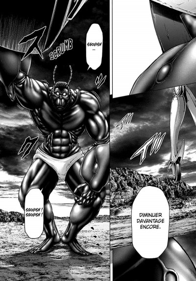 Page 7 Terra Formars tome 9