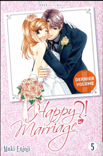 Couverture Happy marriage ?! - Ultimate tome 5