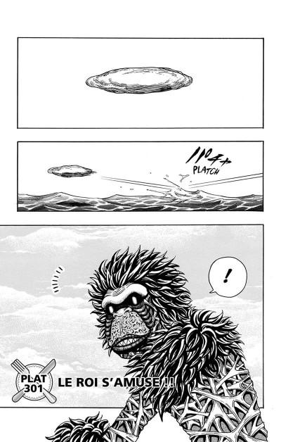 Page 6 Toriko tome 34