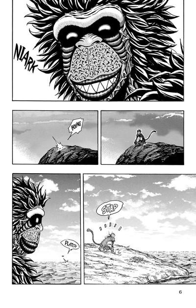 Page 7 Toriko tome 34