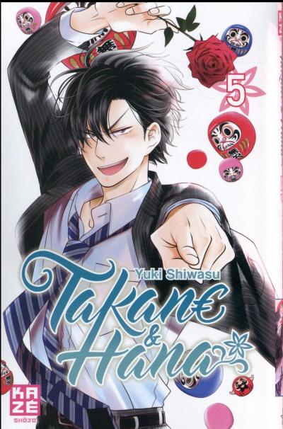 Couverture Takane & Hana tome 5