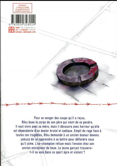 Dos Rikudo - La rage aux poings tome 1