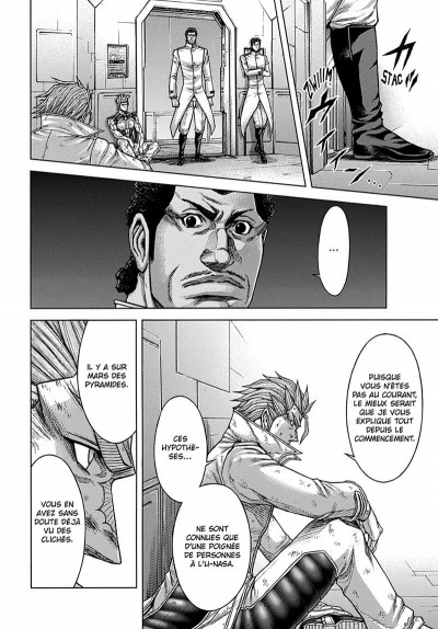 Page 7 Terra formars tome 17