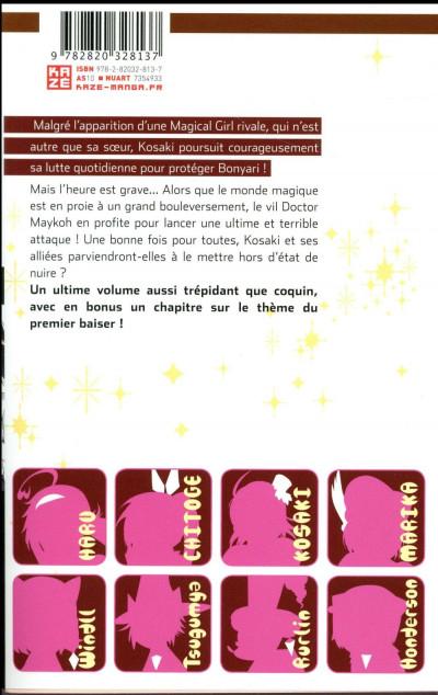 Dos Nisekoi - Kosaki magical pâtissière tome 4