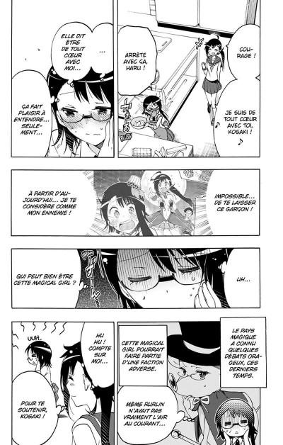 Page 9 Nisekoi - Kosaki magical pâtissière tome 4