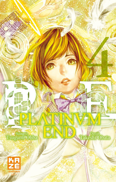 Couverture Platinum end tome 4