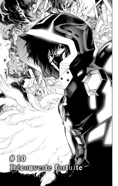 Page 4 Platinum end tome 4