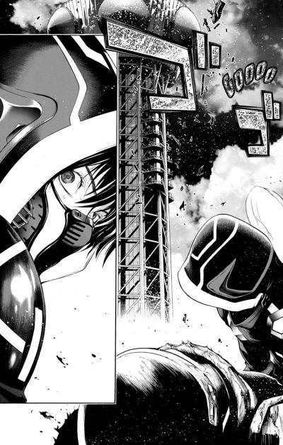 Page 6 Platinum end tome 4