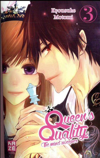 Couverture Queen's quality tome 3