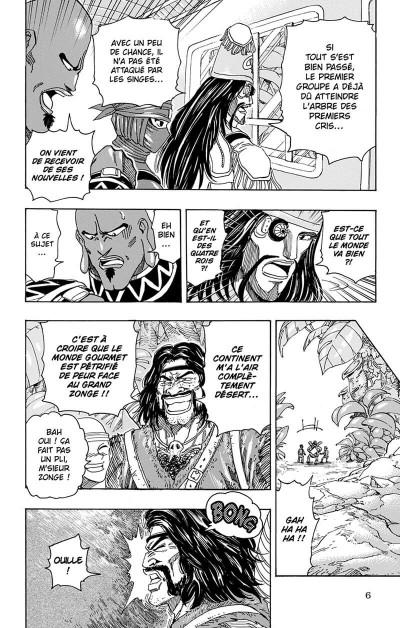 Page 7 Toriko tome 36