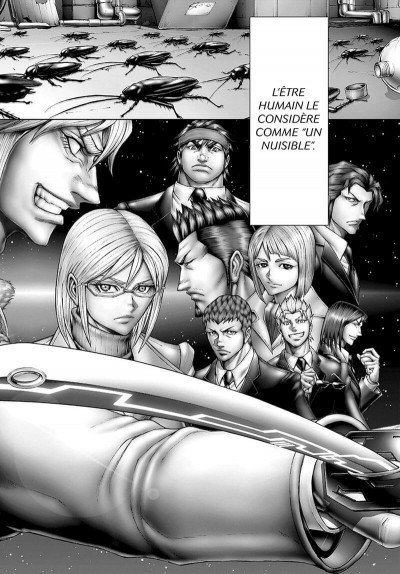 Page 5 Terra formars tome 18