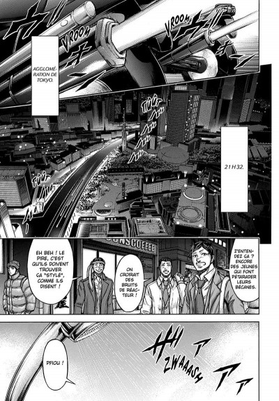 Page 8 Terra formars tome 18