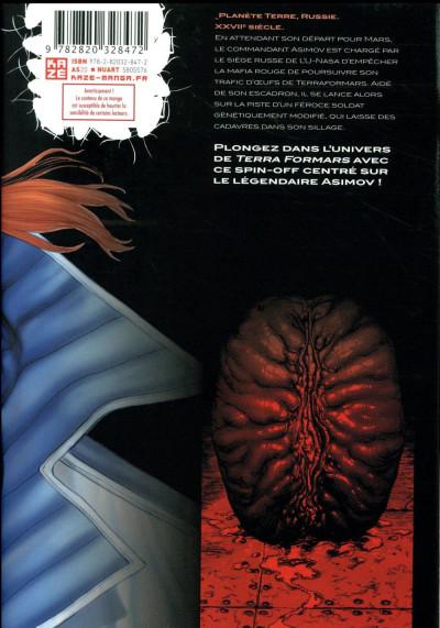 Dos Terra formars - Asimov tome 1