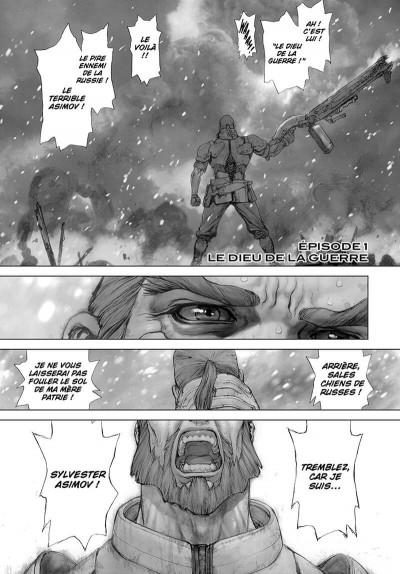 Page 4 Terra formars - Asimov tome 1