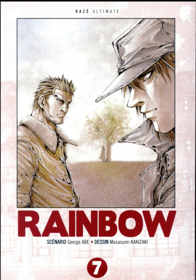 Couverture Rainbow - ultimate tome 7