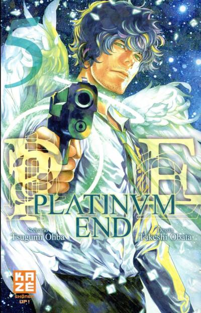 Couverture Platinum end tome 5
