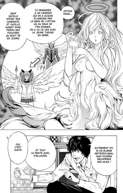 Page 8 Platinum end tome 5