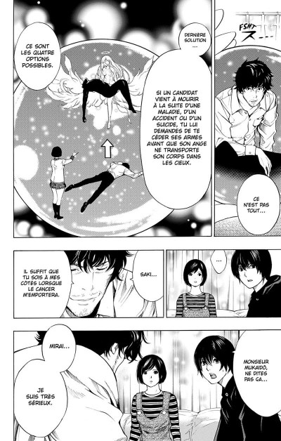 Page 9 Platinum end tome 5