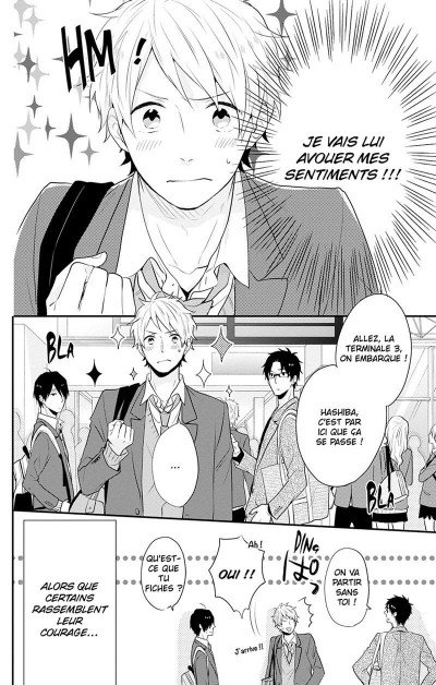 Page 7 Rainbow days tome 9