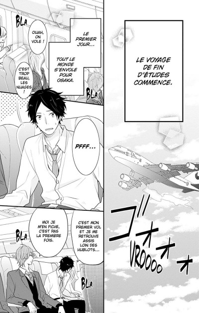 Page 8 Rainbow days tome 9