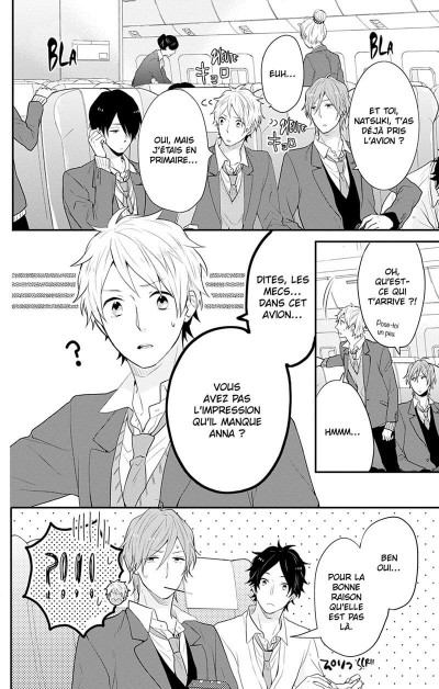 Page 9 Rainbow days tome 9