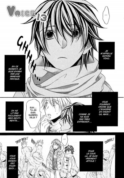 Page 6 Silent love tome 6