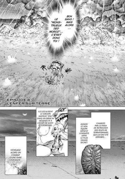 Page 6 Terra formars - Asimov tome 2