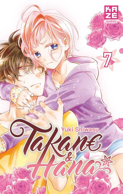 Couverture Takane & Hana tome 7