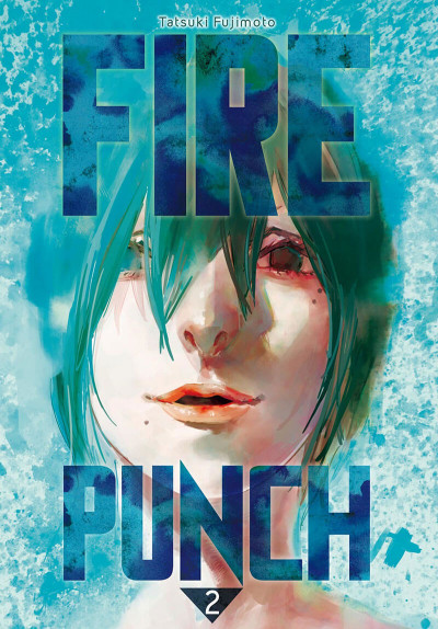 Couverture Fire punch tome 2