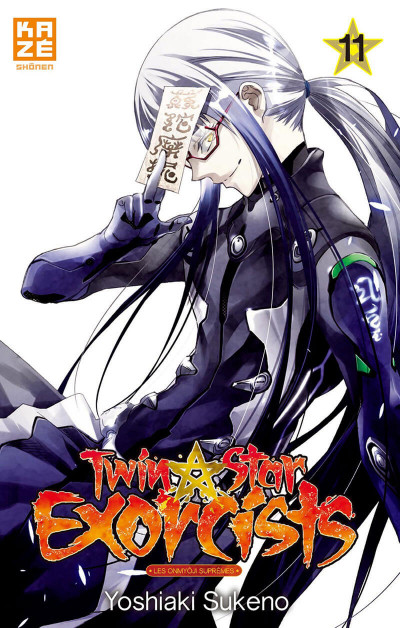 Couverture Twin star exorcists tome 11