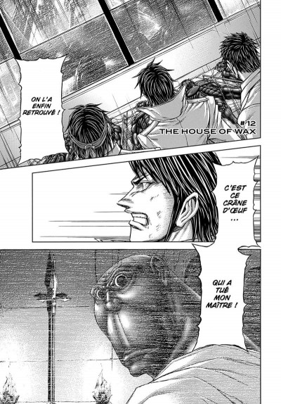 Page 4 Terra formars tome 19