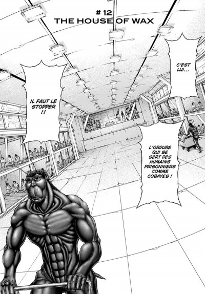 Page 5 Terra formars tome 19