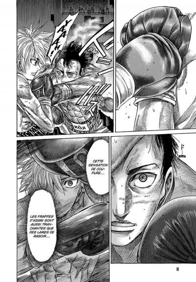 Page 9 Rikudo - La rage aux poings tome 4