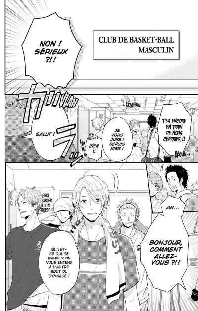 Page 5 Rainbow days tome 11