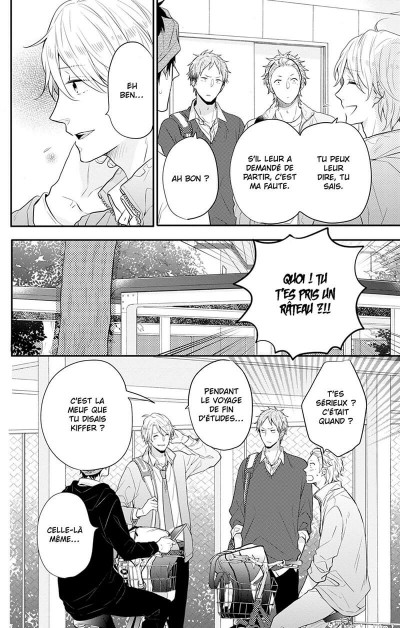 Page 7 Rainbow days tome 11