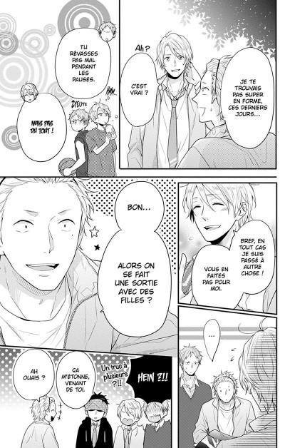 Page 8 Rainbow days tome 11
