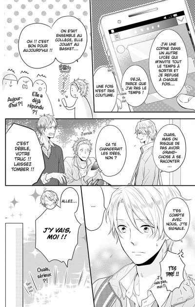 Page 9 Rainbow days tome 11