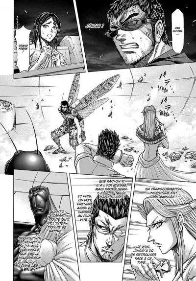 Page 5 Terra formars tome 20
