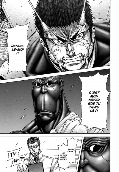 Page 6 Terra formars tome 20