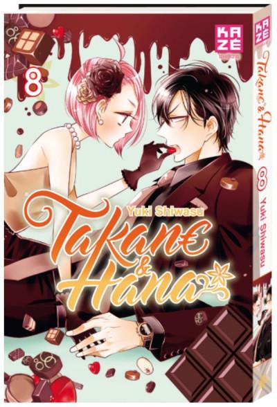 Couverture Takane & Hana tome 8