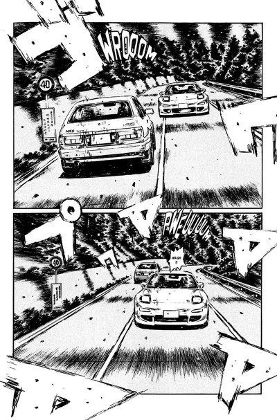 Page 5 Initial D tome 36