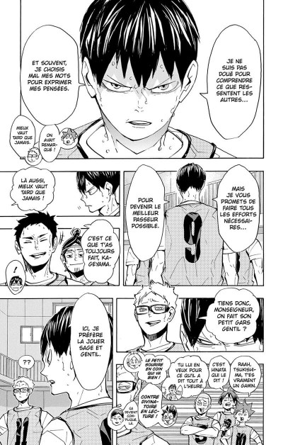 Page 8 Haikyu !! - Les as du volley tome 26