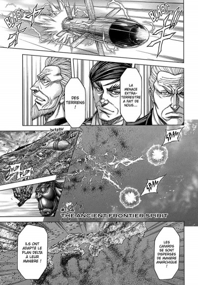 Page 8 Terra formars tome 21