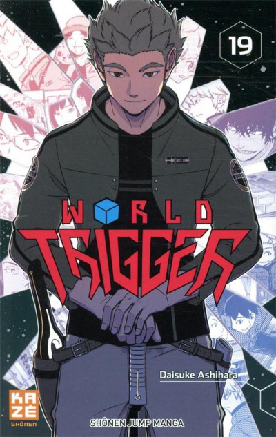 Couverture World trigger tome 19